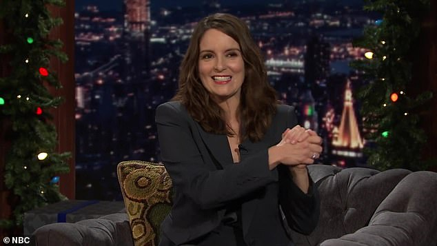 Tina Fey reveals how she recently helped 'save a man's life' after he was stranded in the Hudson