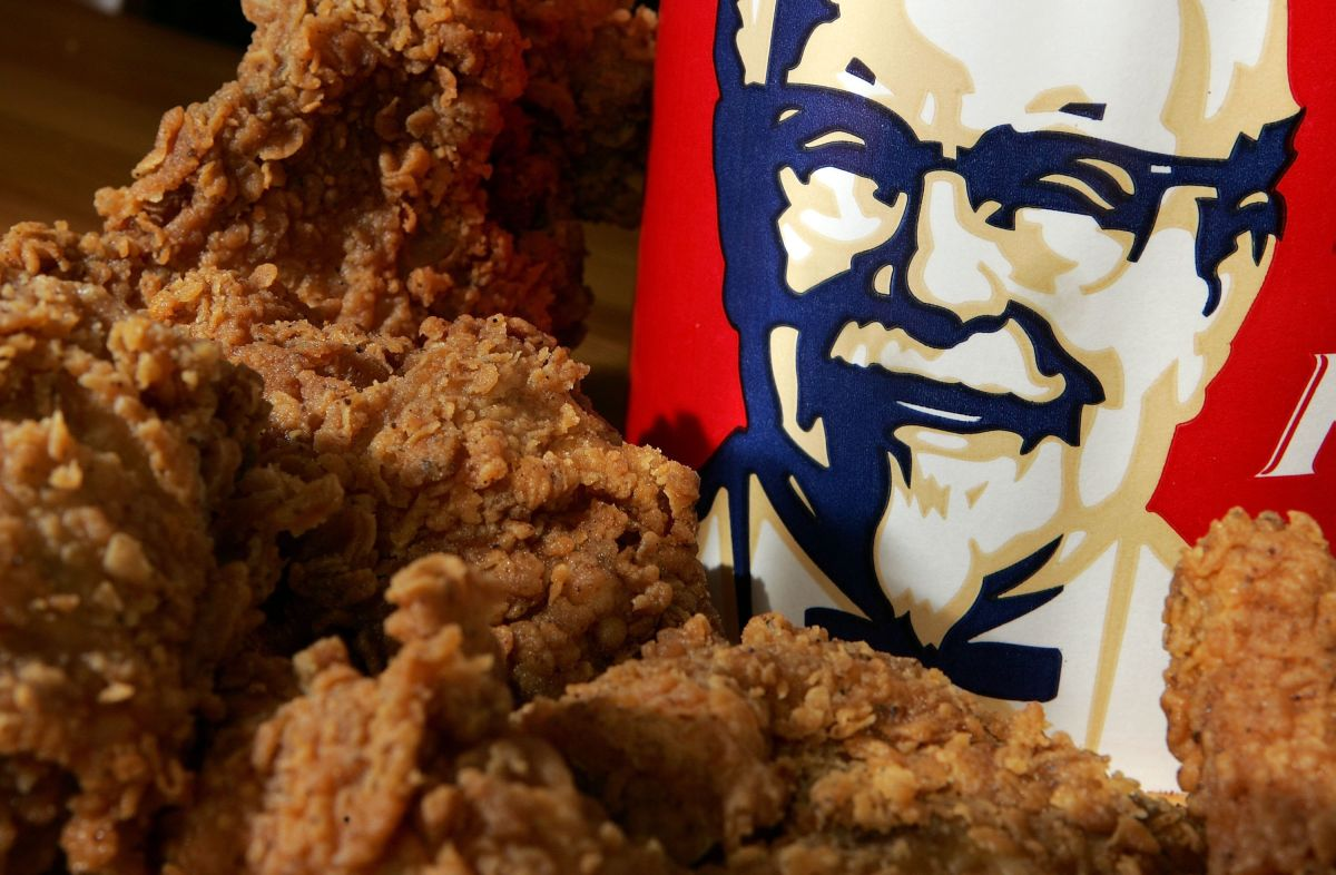 To keep your chicken from getting cold: KFC launches a console to keep it warm dedicated to gamers | The State