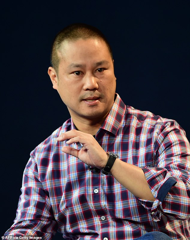 Tony Hsieh's family say he had a 'profound impact on countless people' in moving public tribute