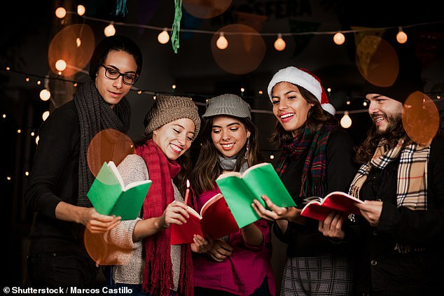 Tricky multiple choice quiz puts your knowledge of classic Christmas carols to the test