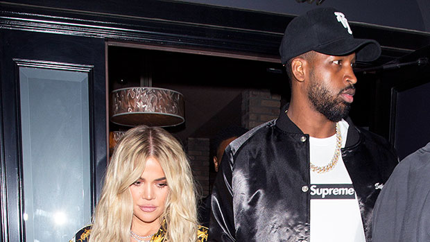 Tristan Thompson Feels 'Lucky' To Have Khloe Kardashian In Boston With Him: It's A 'New Chapter'