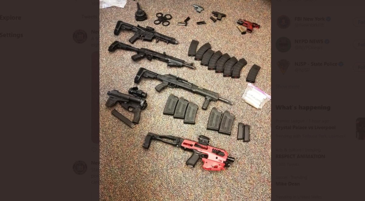 Truck was caught with large shipment of weapons in New York | The State