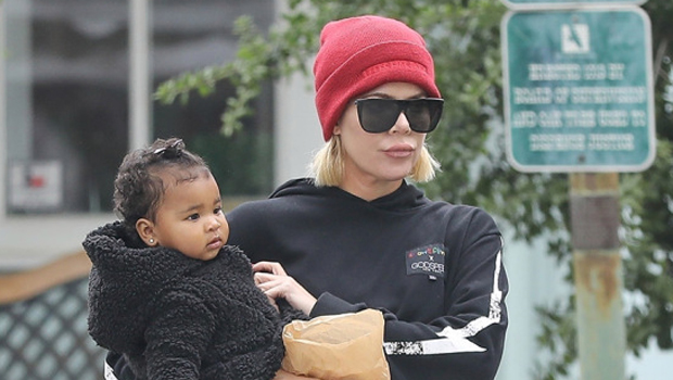 True Thompson, 2, Helps Mom Khloe Kardashian Donate To People In Need Ahead Of The Holidays