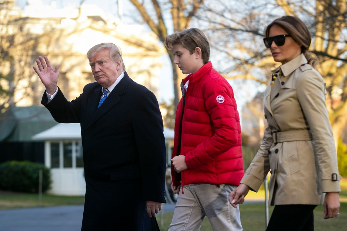 Trump is enraged by the redesign of his residence in Mar-a-Lago coordinated by Melania | The State