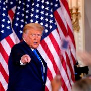 Trump lashes out at the Supreme Court after motion to reverse Biden's triumph | The State