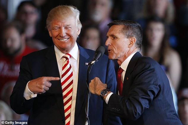 Trump's pardon for Michael Flynn includes immunity from prosecution