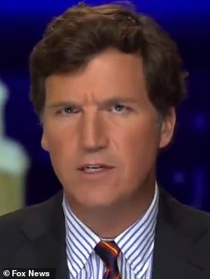 Tucker Carlson of Fox News blasts Jill Biden as 'borderline illiterate'