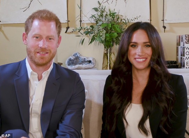 Twitter users poke fun at trailer for Harry and Meghan's new Spotify podcast