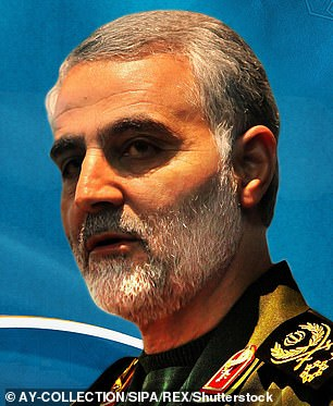Iranian General Qassem Soleimani was killed in a US drone strike on January 3, 2020