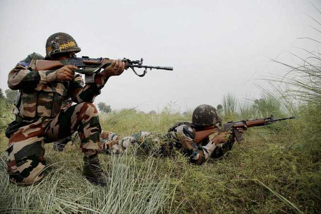 Two militants killed, third captured in Poonch gunfight