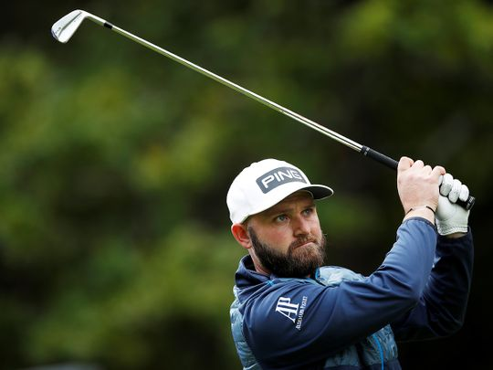 UAE National Day 2020: Andy Sullivan lights up Fire Course at Golf in Dubai Championship