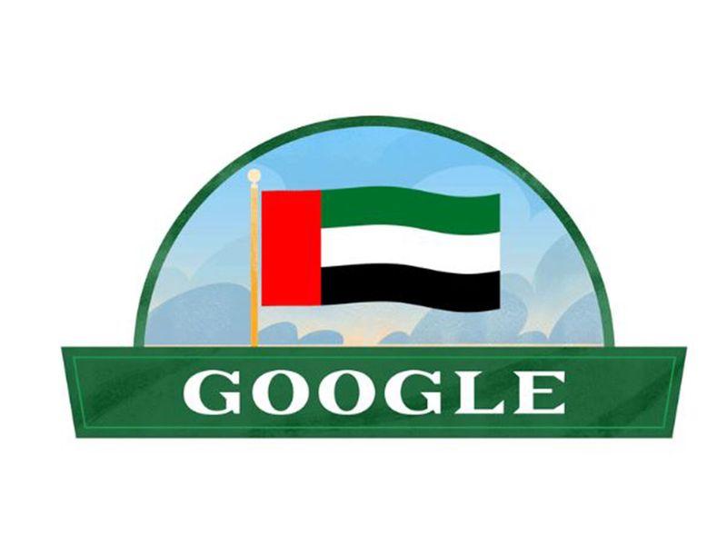 google doodle uae