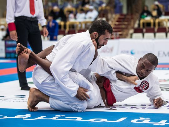 UAE coach Lemos hails jiu-jitsu preparations