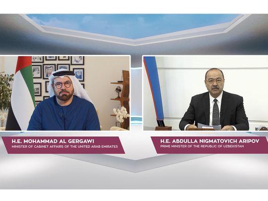 UAE joins Uzbekistan to celebrate graduates of 'One Million Uzbek Coders'