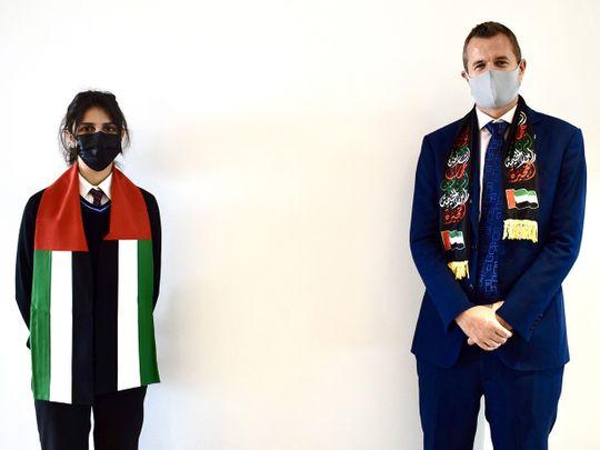 UAE nationals at UK school in UAE become ambassadors of Emirati heritage to expat peers