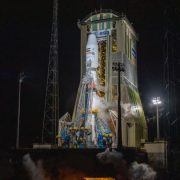 UAE successfully launches satellite Falcon Eye 2 to mark 49th National Day