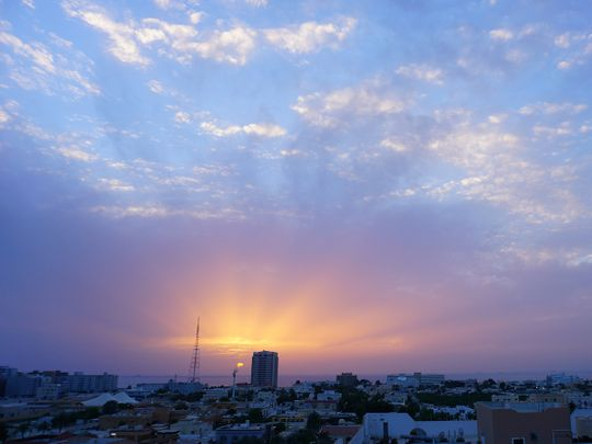 UAE weather: Partly cloudy in Abu Dhabi, Dubai, Sharjah and mostly sunny in Fujairah and Ras Al Khaimah
