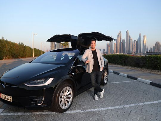 UAE's ride services adjust to COVID-19 realities