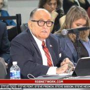 US Election 2020: Arizona certifies results despite Giuliani claims
