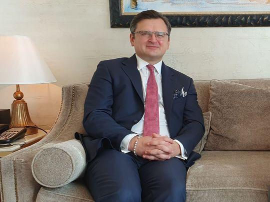 Ukraine keen to boost ties with UAE