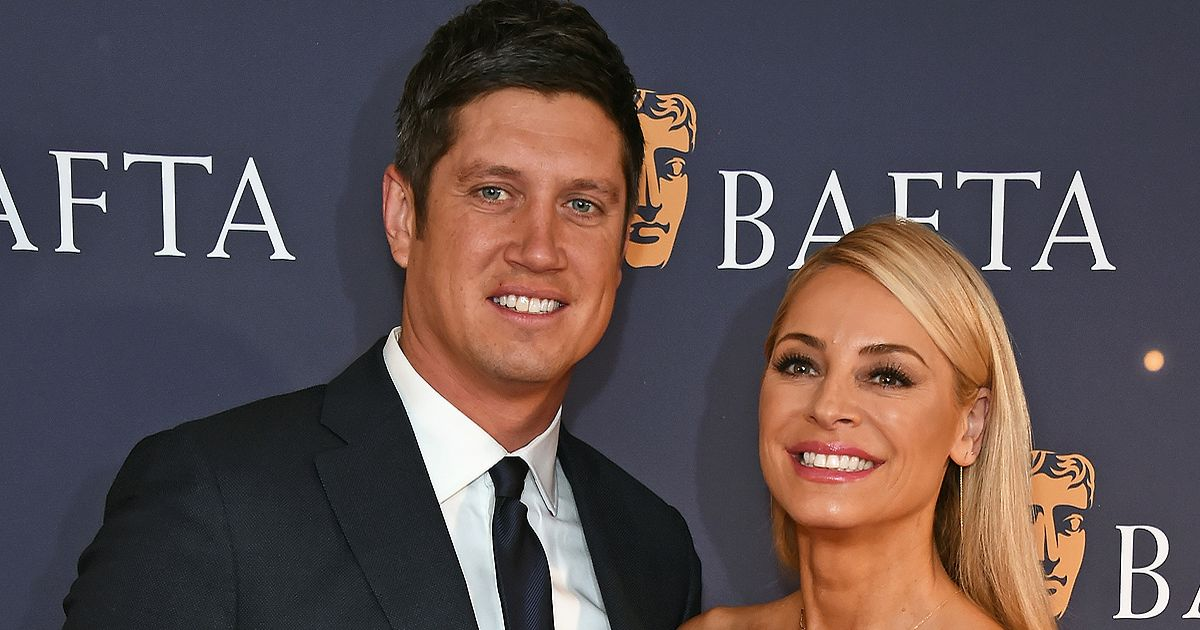 Vernon Kay inspired by 'amazing' wife Tess Daly to make it to I'm a Celeb final