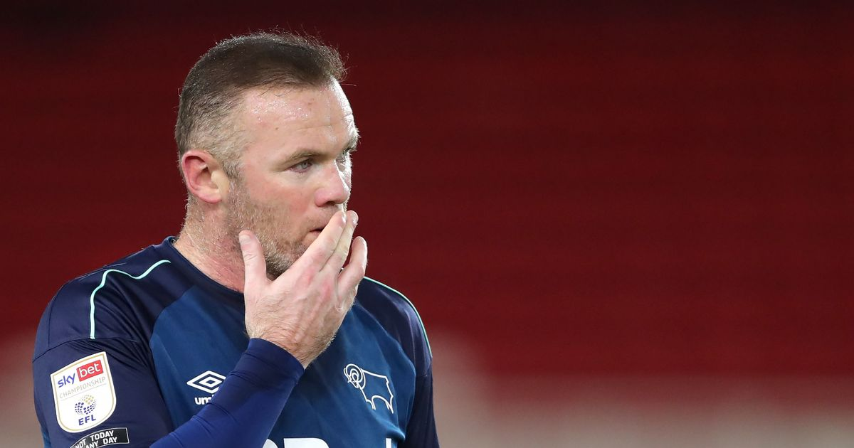 Wayne Rooney hopes to continue as Derby boss after the club's impending takeover
