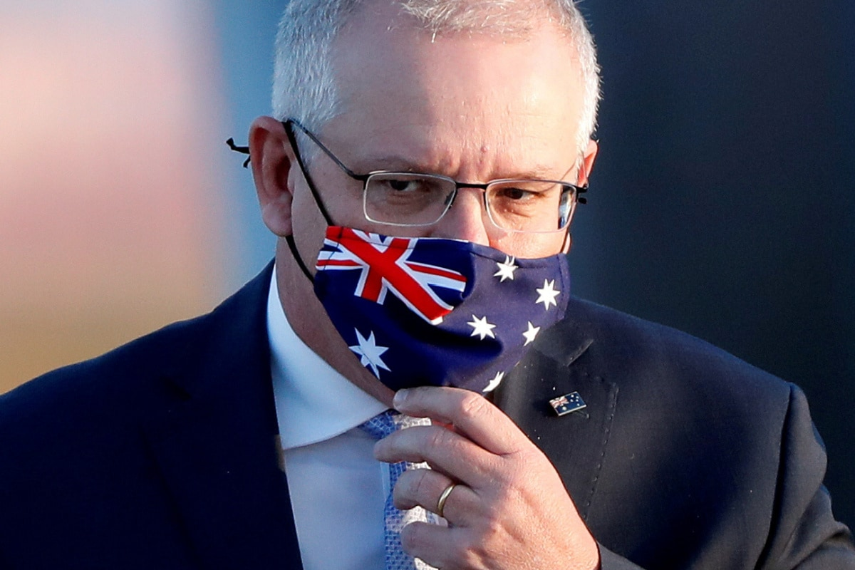 WeChat Blocks Australia Prime Minister's Message in Doctored Image Dispute