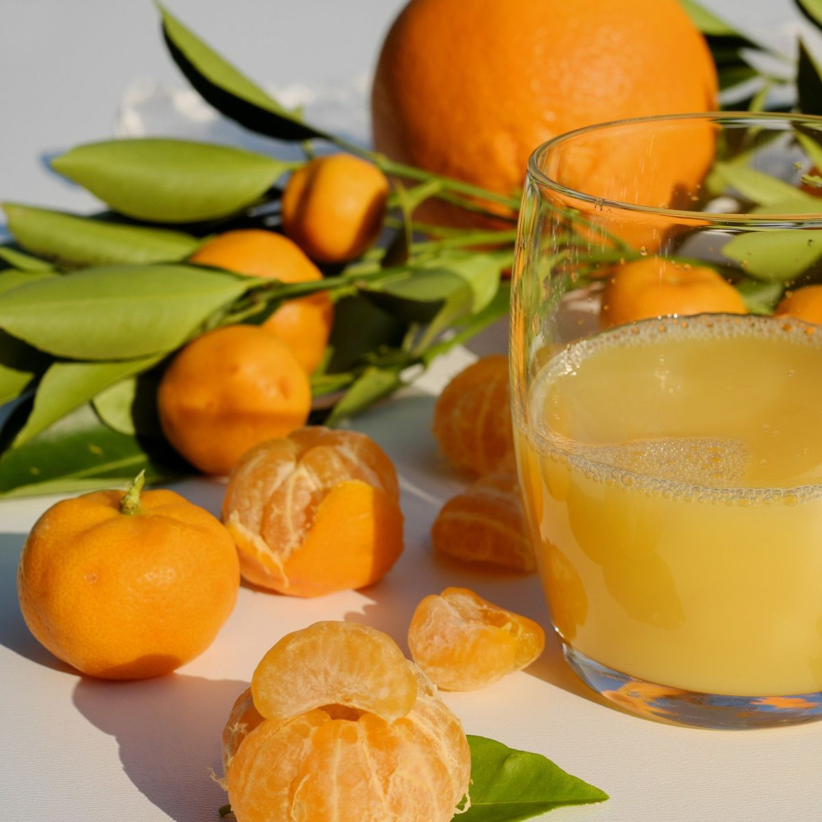 What a glass of mandarin juice can do for your health this winter | The State