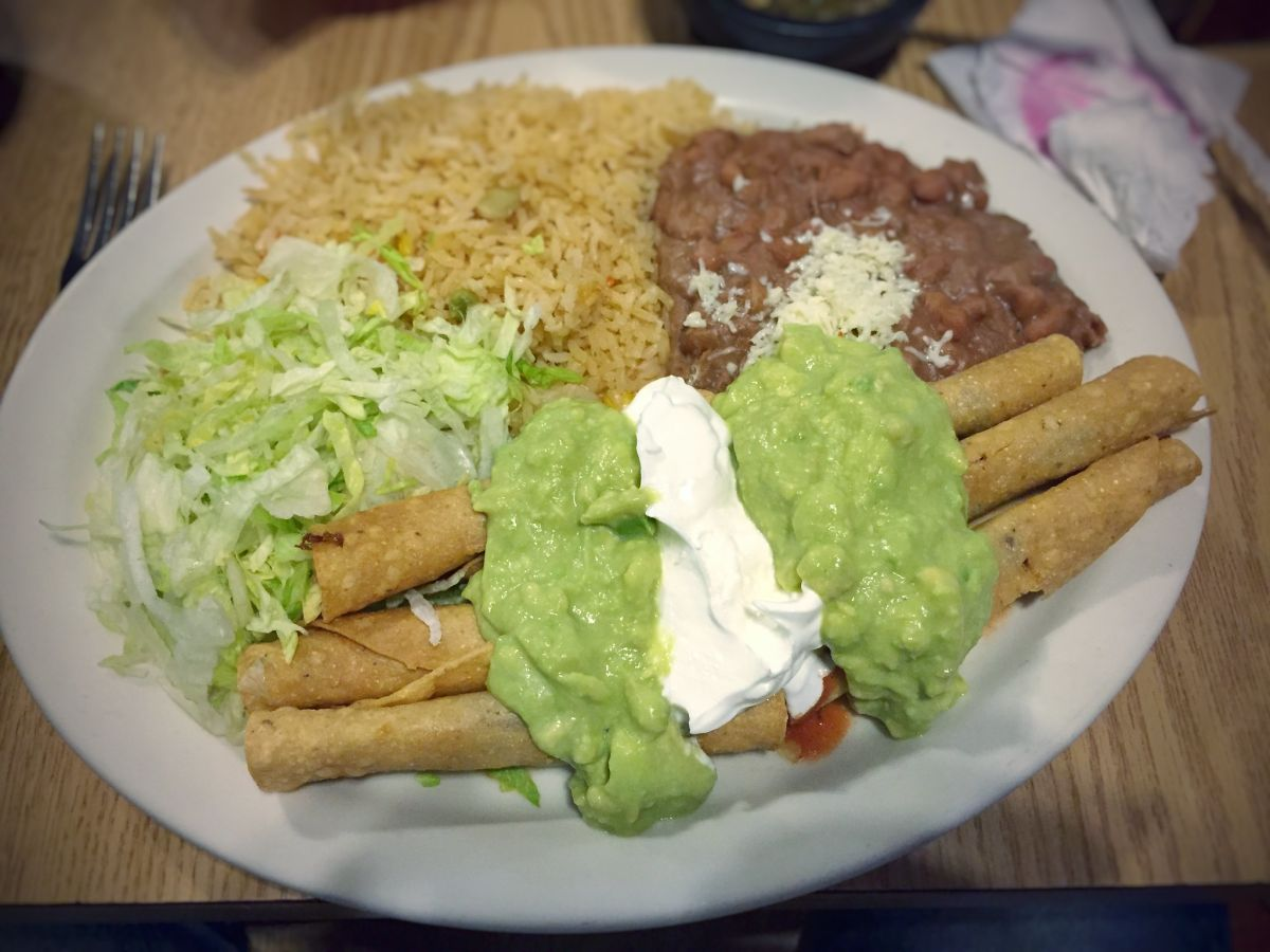 What is the difference between tacos dorados and flautas? | The State