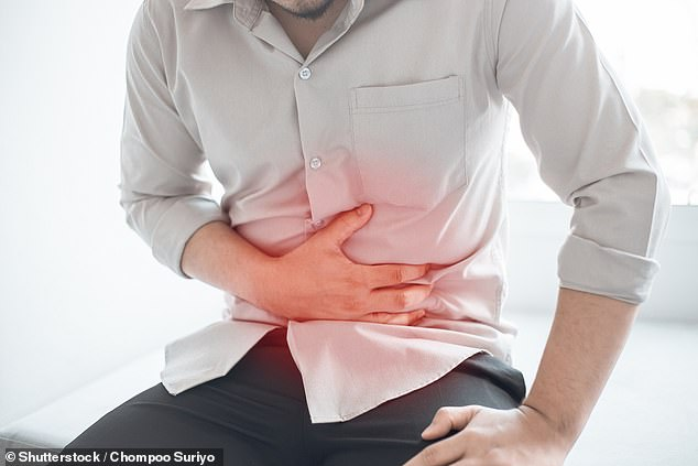 What your rumbling tummy is really telling you:DR MICHAEL MOSLEY on a revolutionary microphone