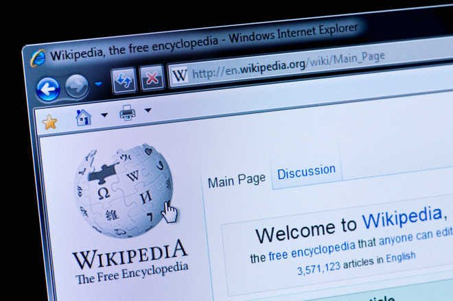 Wikipedia told to correct J&K map