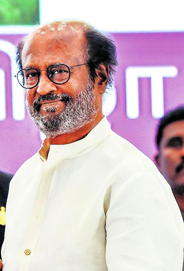 Will serve people, but won't float party, says Rajinikanth