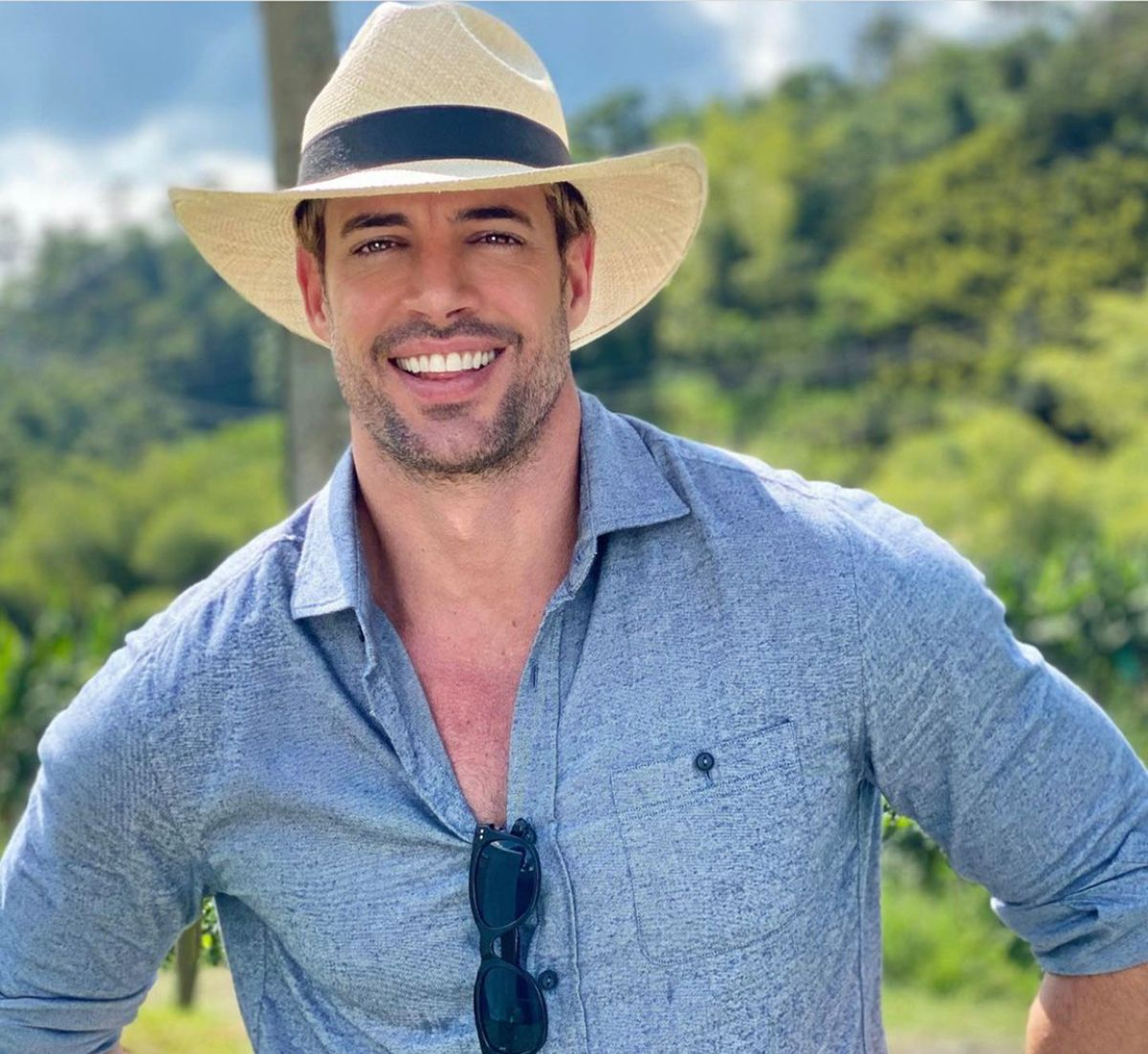 William Levy away from his family shares a nostalgic message | The State