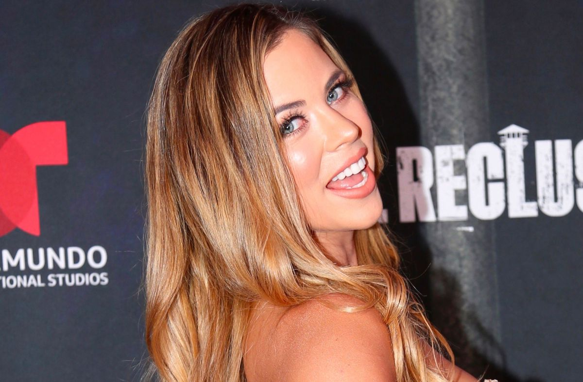 Ximena Duque's son melts the nets by bribing his little sister with Santa Claus | The State