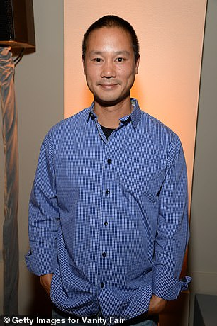 Zappos founder Tony Hseih was planning to enter rehab in Hawaii for mushroom and ecstasy abuse