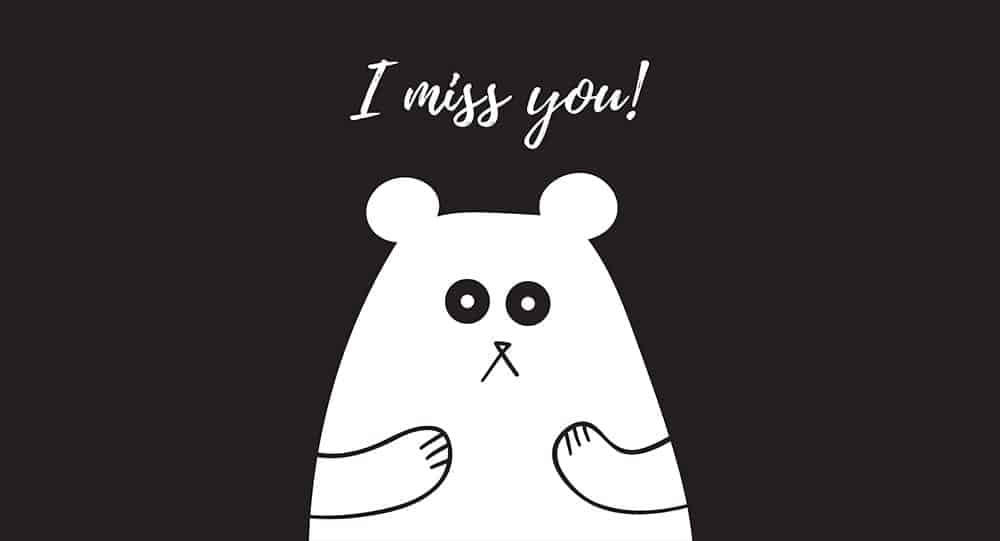 Cute I Miss You Quotes |Missing you Quotes With Images
