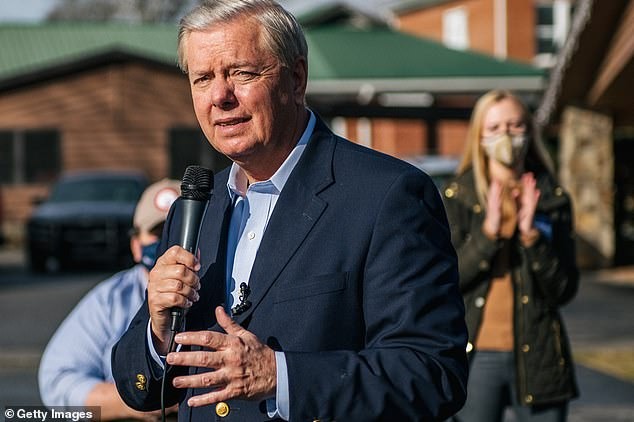 Sen. Lindsey Graham, one of the handful of Republicans who supports the $2,000 checks, said Thursday morning he wanted Senate Majority Leader Mitch McConnell to present a clean bill in the next Congress, which begins January 3