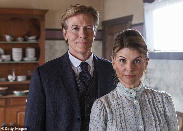 A fan favorite: And also starred as Abigail Stanton on When Calls the Heart from 2014 until 2019. Seen with Jack Wagner