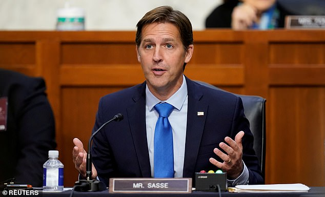 Republican Sen. Ben Sasse wrote a Facebook essay explaining why he would not be taking part in the Trump-led plot to object to Electoral College vote tallies in January 6 and called out his colleagues, saying none of them believe vote was 'fraudulent' behind closed doors