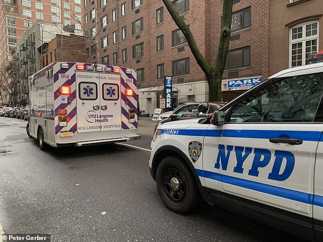 The young woman answered the door to her Midtown Manhattan home just before noon and was immediately attacked by the man