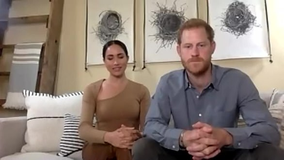 Prince Harry and wife Meghan, the Duke and Duchess of Sussex chat to the Evening Standard about Black History Month and the Next Gen Trailblazers project