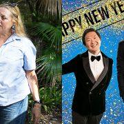 Carole Baskin 'Murders' Interview & Leaves Ken Jeong, Joel McHale Squirming During NYE Special — Watch
