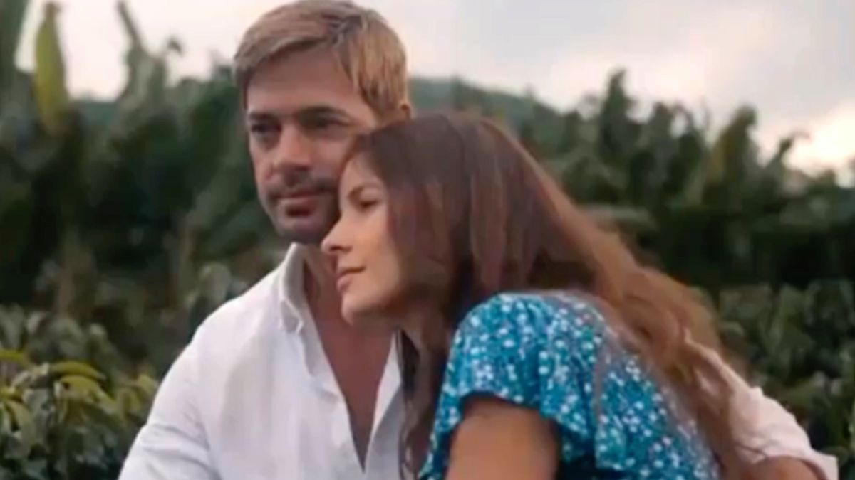 William Levy and Laura Londoño star in the new version of 'Café, Con Aroma de Mujer'