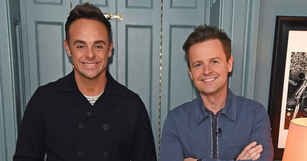 Dec Donnelly 'thrilled to be best man again' at Ant McPartlin's second wedding
