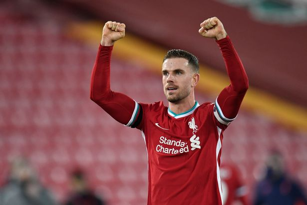Henderson has become virtually indispensable since becoming Liverpool's captain