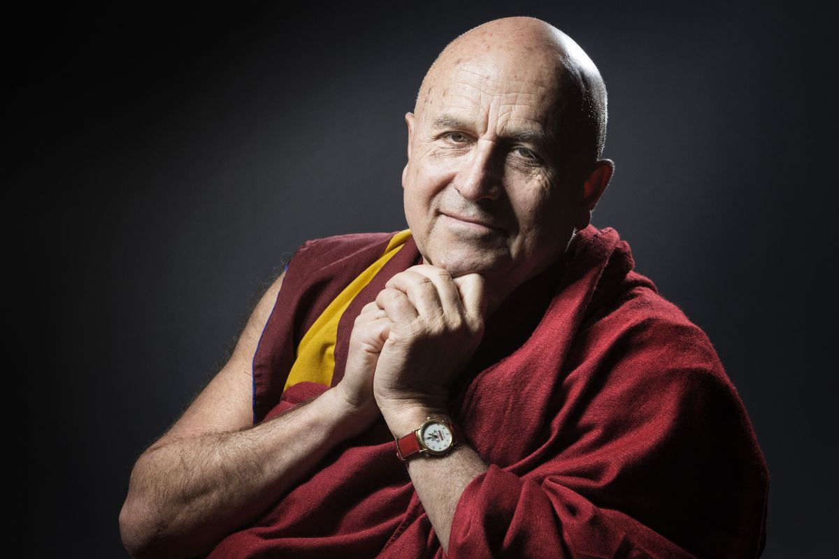 """The secret to happiness of Matthieu Ricard, """"the happiest man in the world"""" 