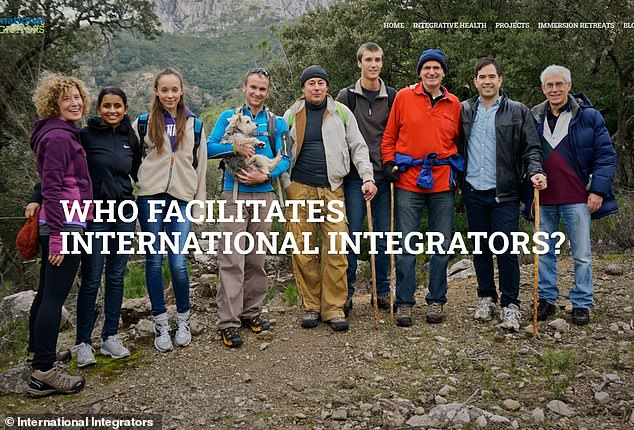 Both of Hilaria's parents are listed as 'facilitators' , co-founders and developers of International Integrators - a collaborative, global community dedicated to the promotion of Integrative Health