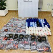 Dubai Customs busts major drug trafficking operation following intelligence input