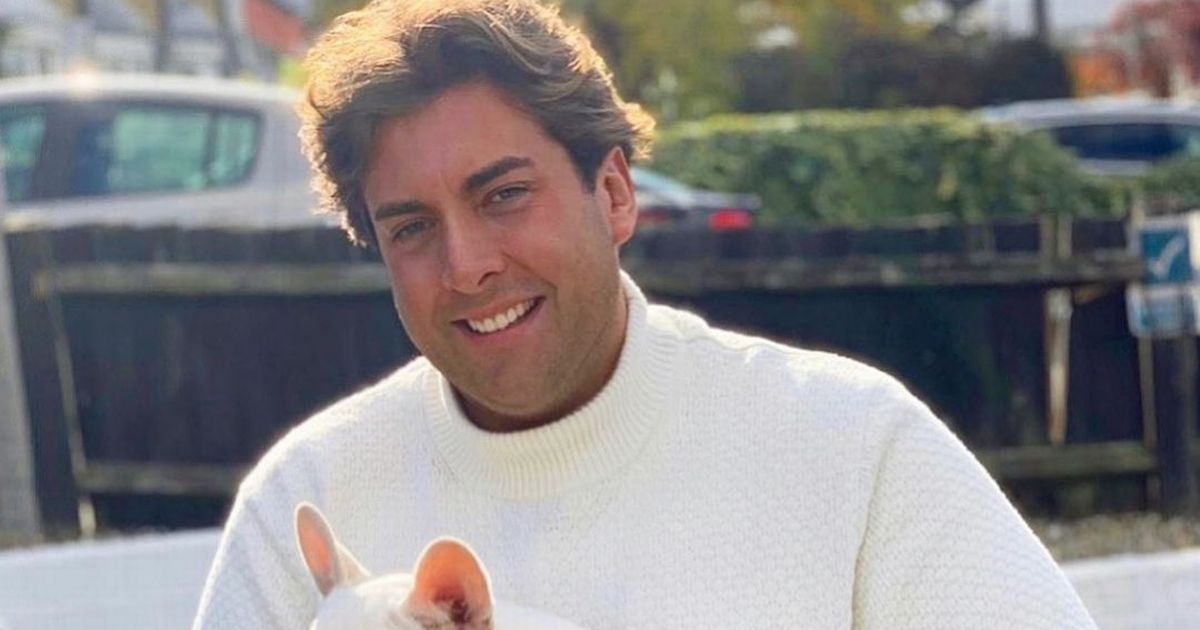 James Argent celebrates one year sober as he turns life around after overdose