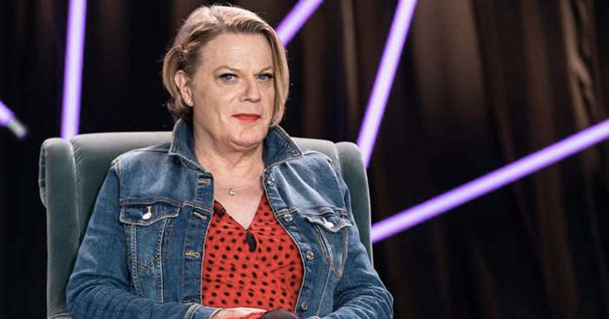 Eddie Izzard defends JK Rowling and insists 'she isn't transphobic'